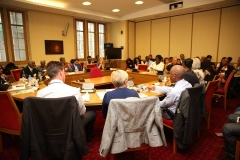 MPF round discussion on growing knife crimes in London